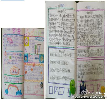 小学生读书札记